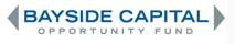 Bayside Capital, Inc.