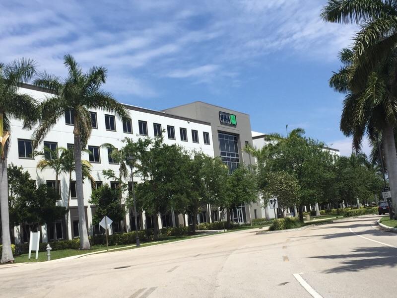 SBA corporate headquarters in Boca Raton, Florida.