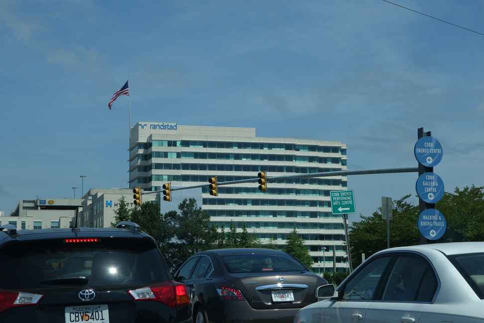 Randstad office in Atlanta, Georgia.