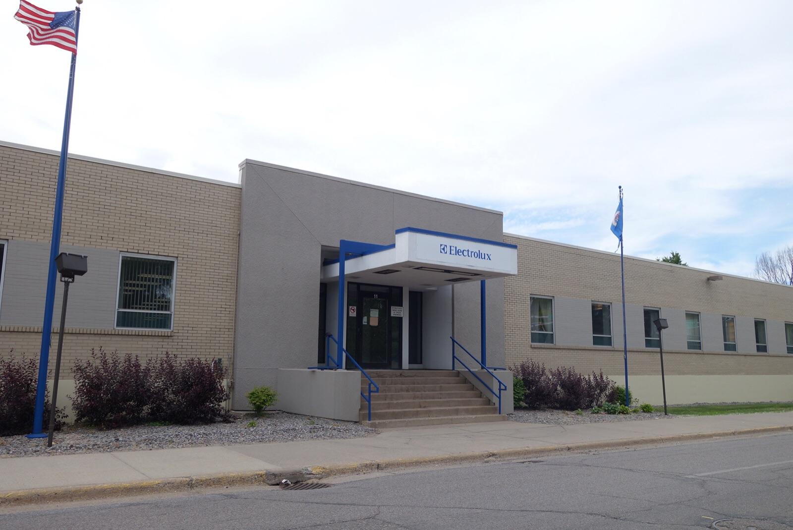 Electrolux plant in St. Cloud, Minnesota.