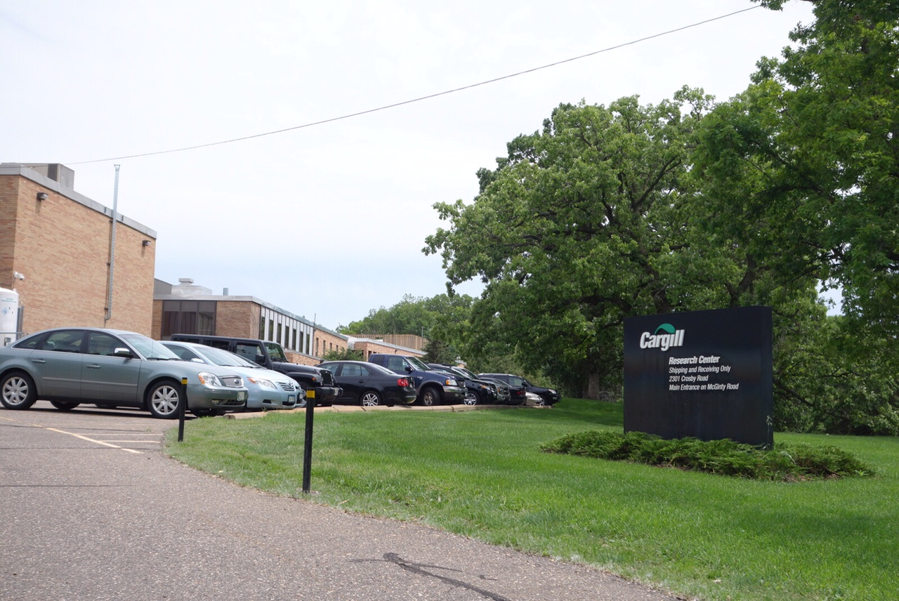 Cargill research lab outside of the Company's corporate headquarters in Wayzata, Minnesota.