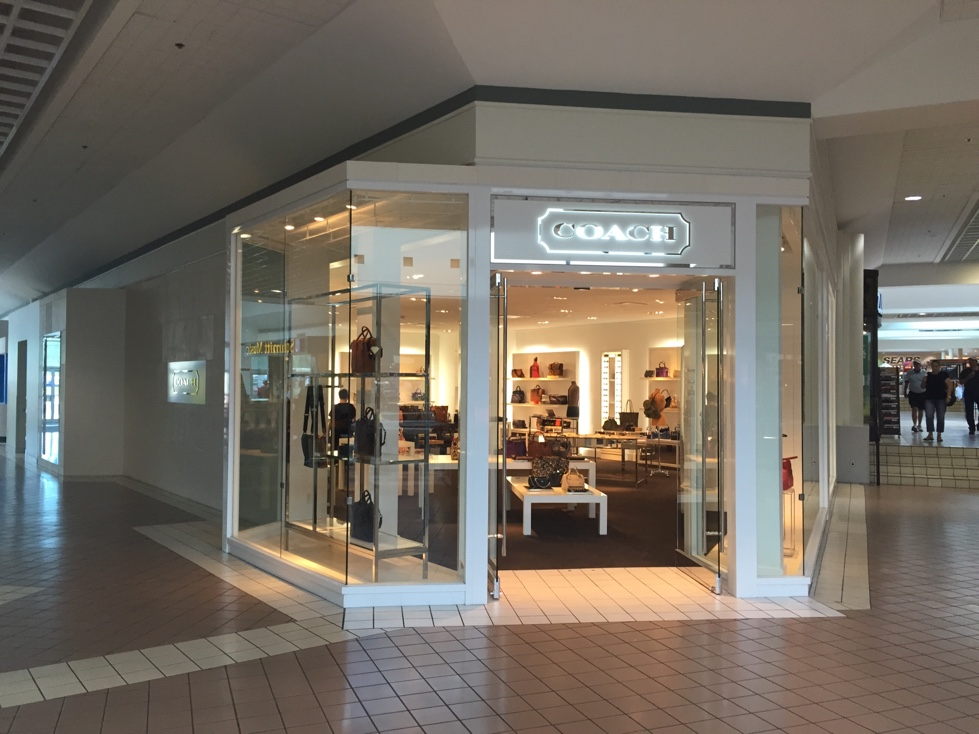 Coach store in the Miller Hill Mall of Duluth, Minnesota.