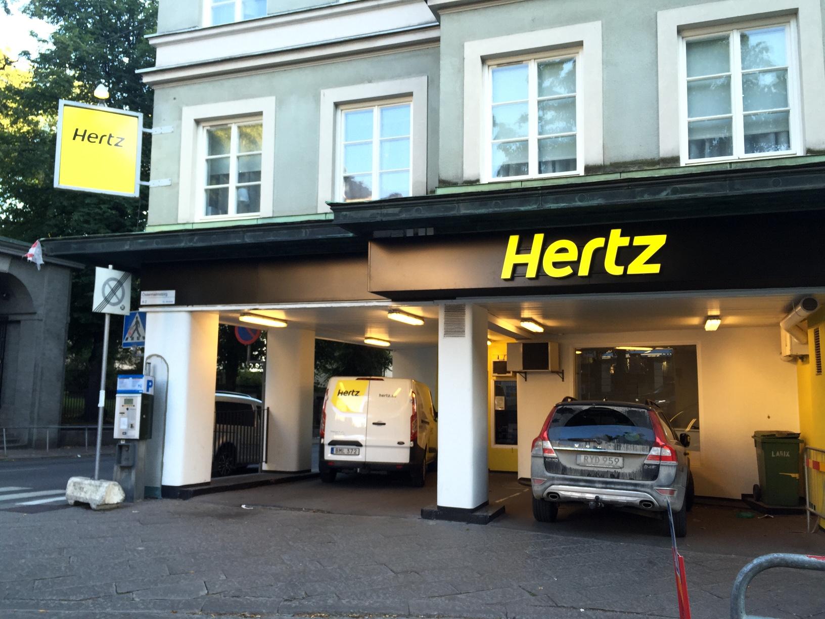 Hertz Global Holdings, Inc.