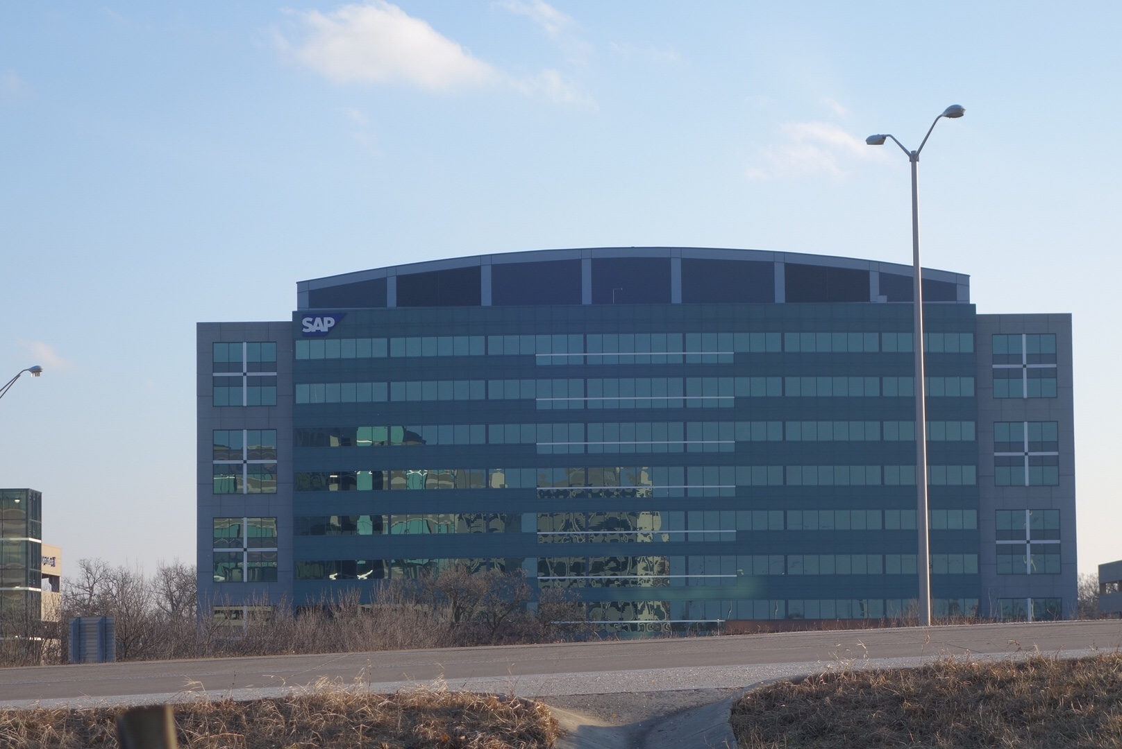 SAP office in Downers Grove, Illinois.