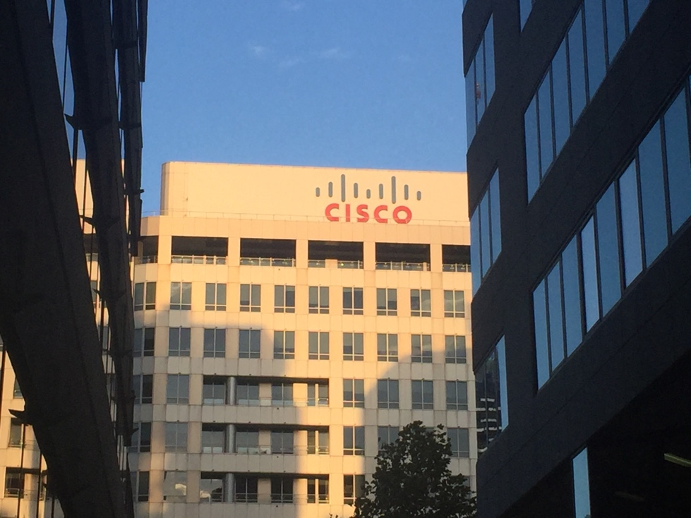 Cisco office in North Sydney, Australia.