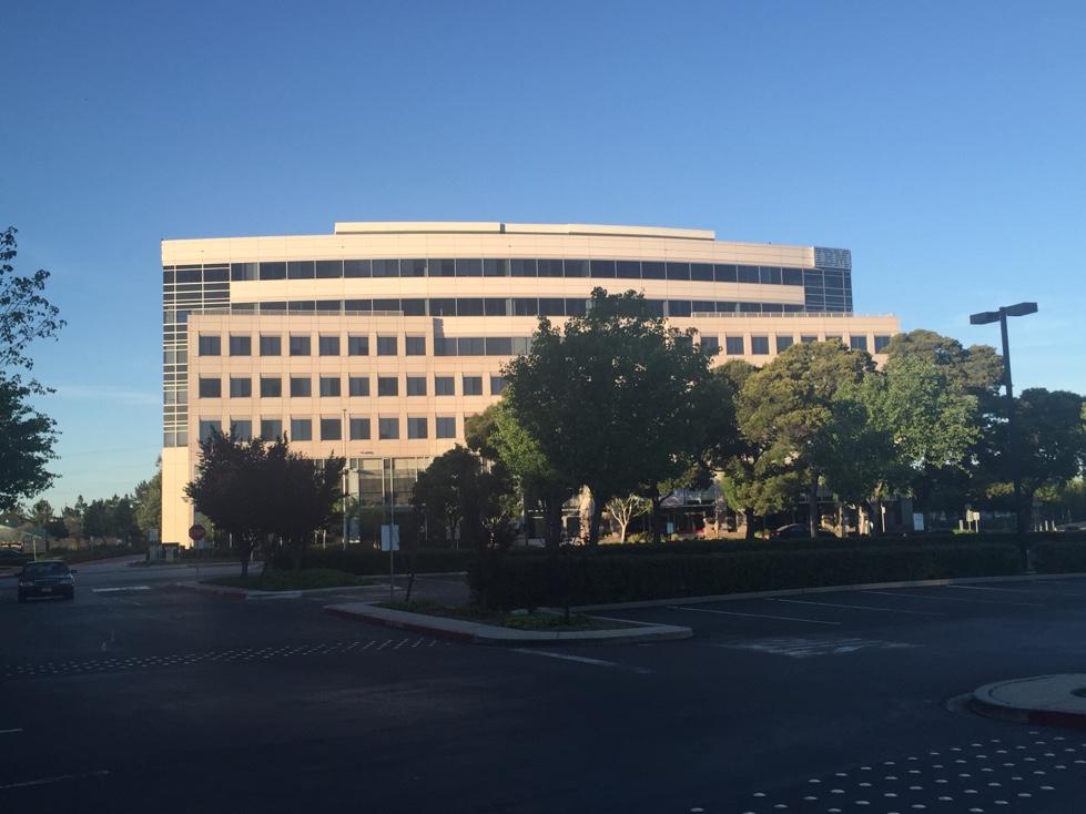 IBM office in San Mateo, California.