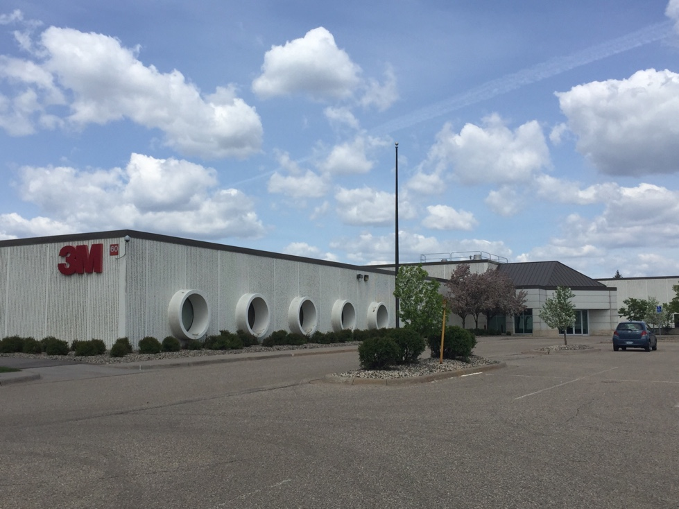 3M plant in Mendota Heights, Minnesota.
