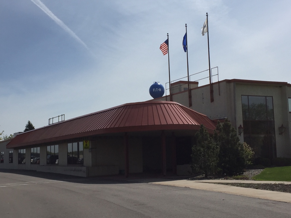 Eaton manufacturing plant in Eden Prairie, Minnesota.