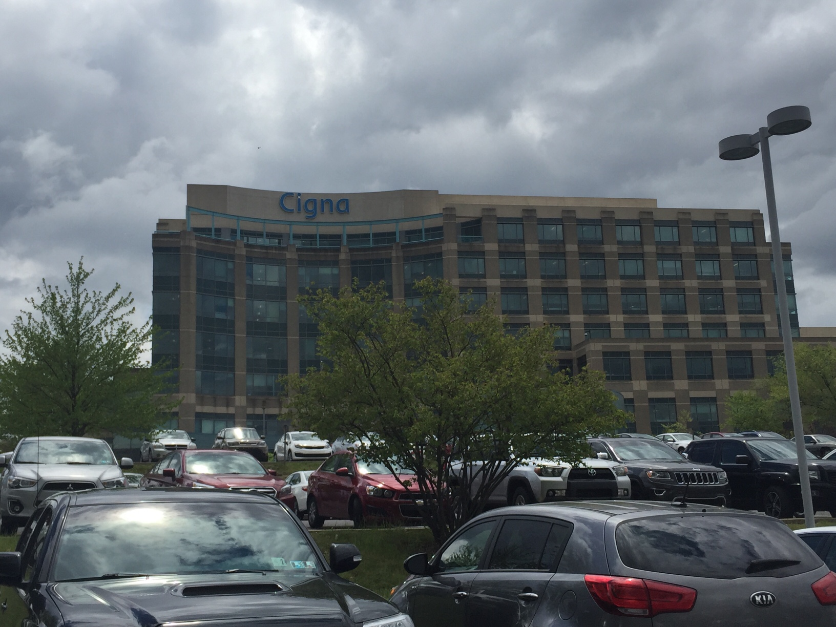Cigna office in Pittsburgh, Pennsylvania.