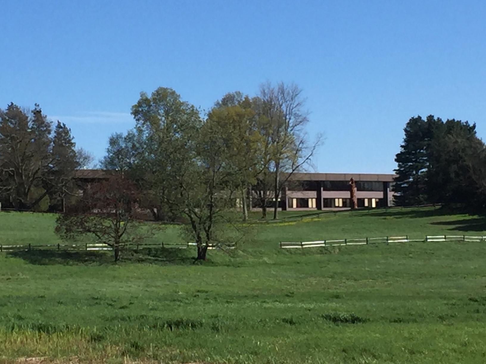 View of Terex's corporate headquarters in Westport, Connecticut.