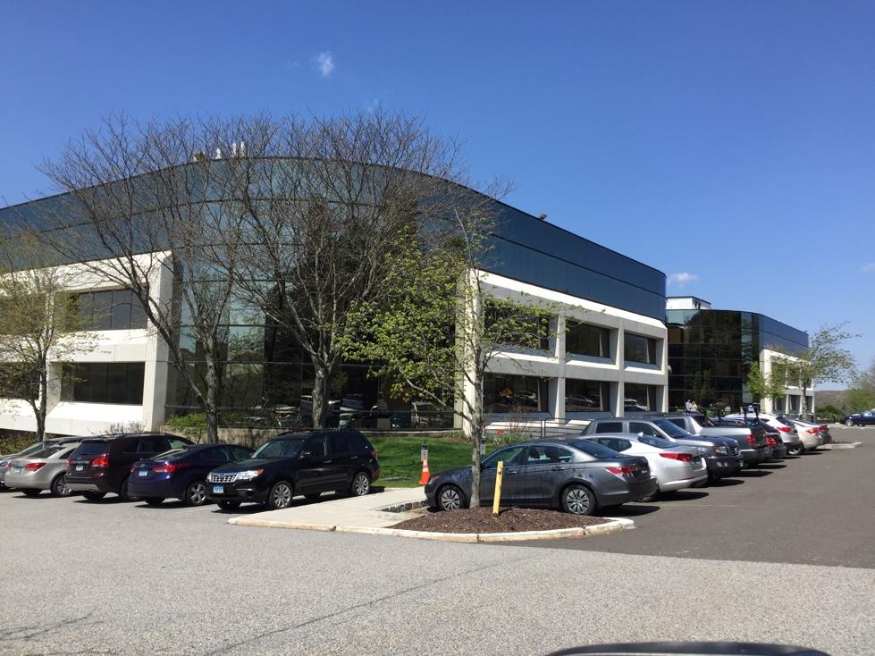 IMS Health's corporate headquarters in Danbury, Connecticut.