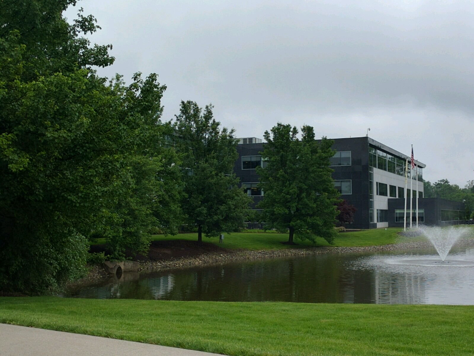 The Medicines Company's corporate headquarters in Parsippany, New Jersey.