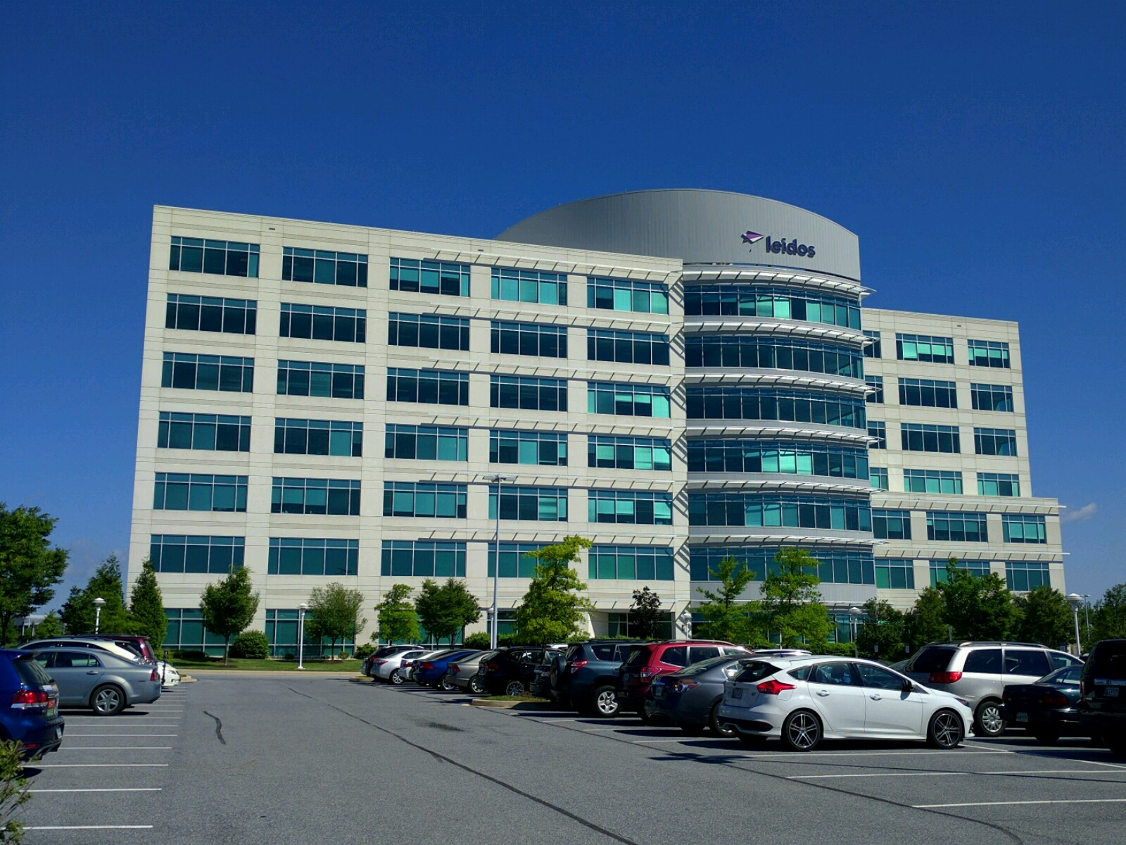 Leidos' office in Columbia, Maryland.