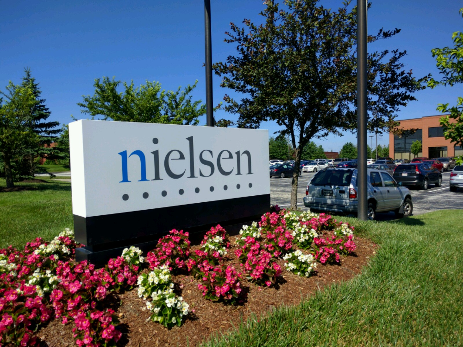 Nielsen office in Columbia, Maryland.