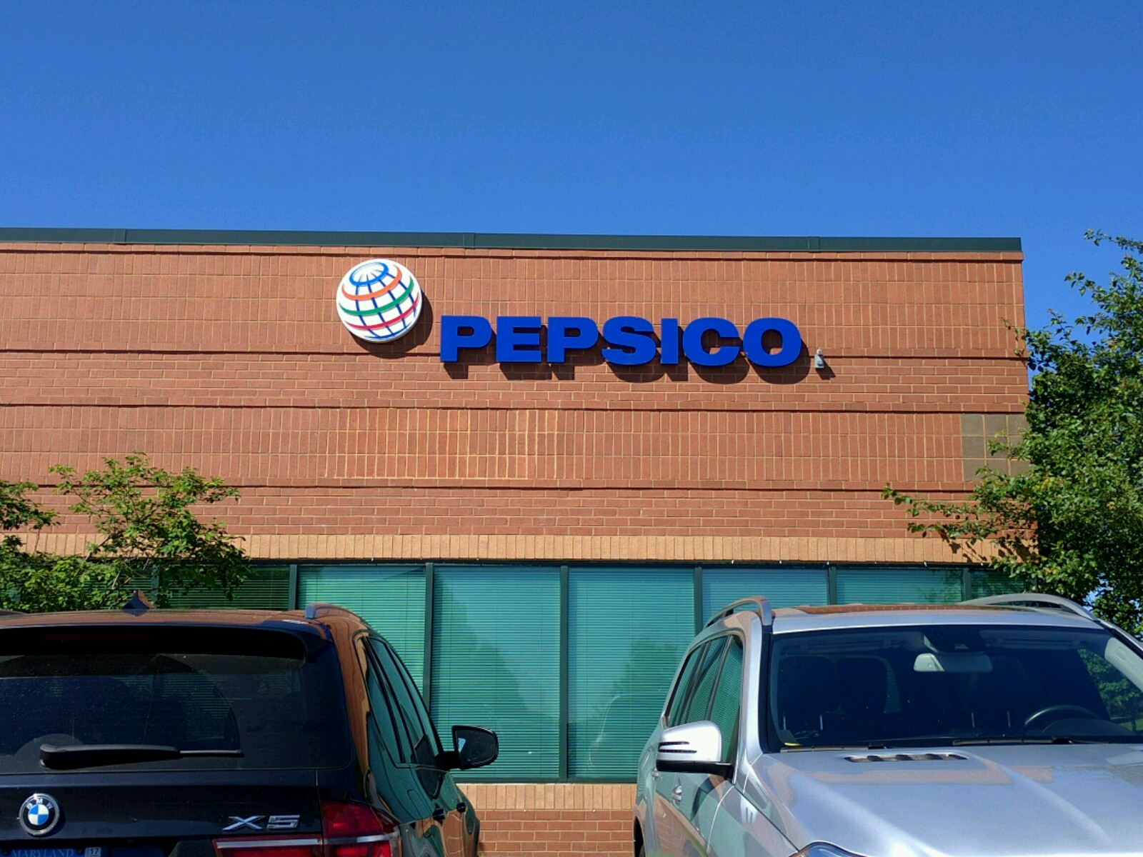 PepsiCo office in Columbia, Maryland.