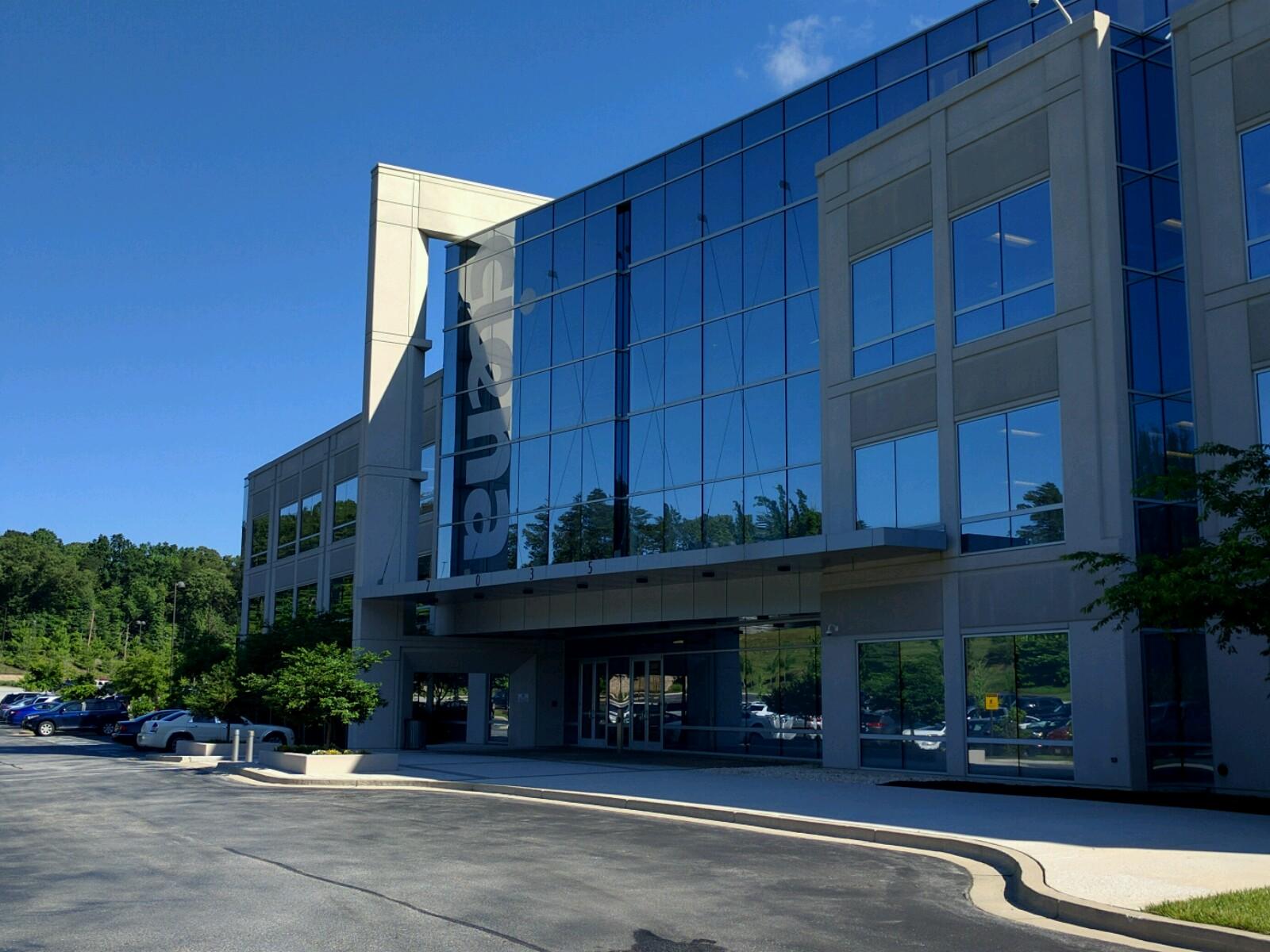 Ciena's corporate headquarters in Hanover, Maryland.