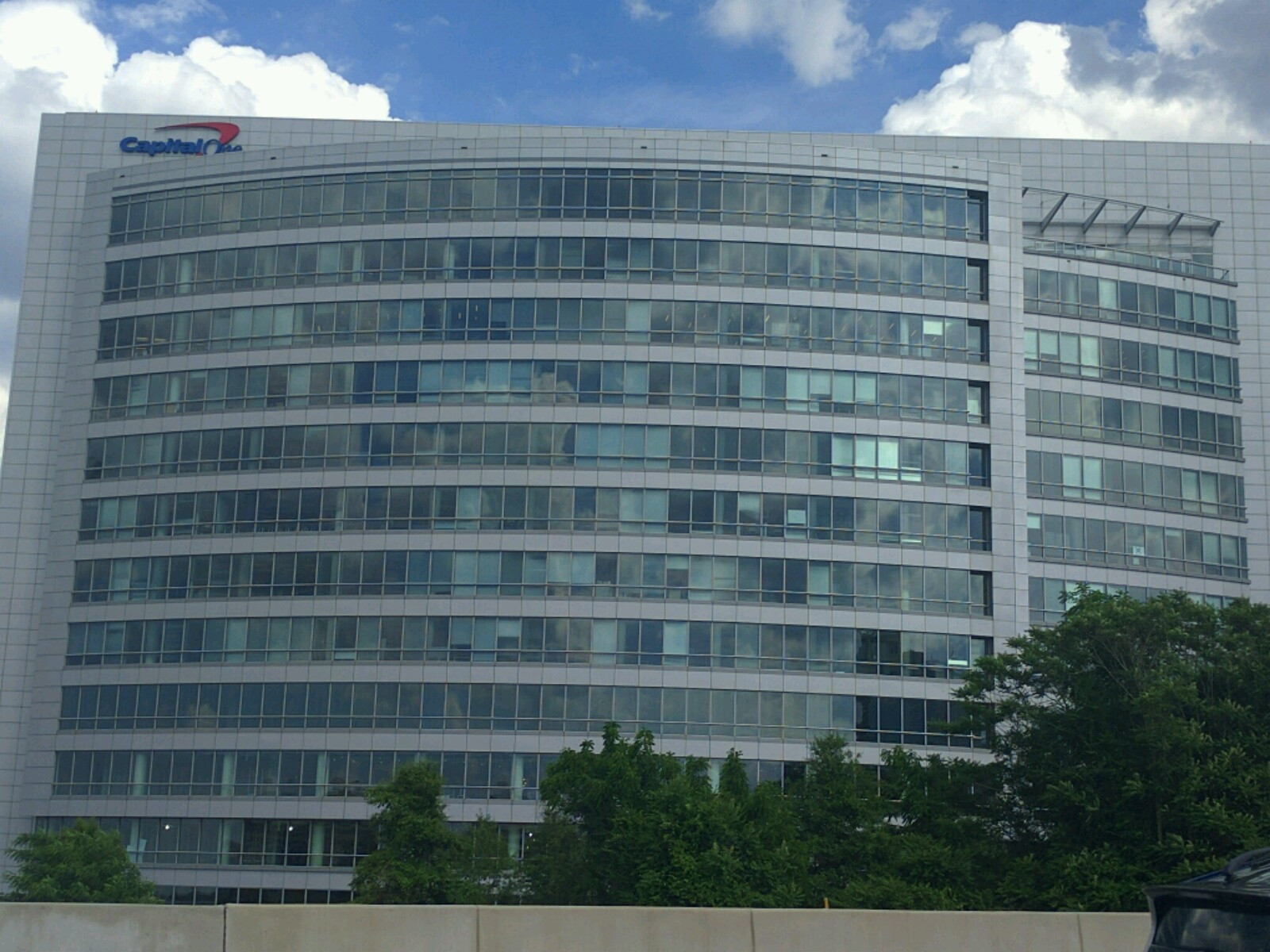 Capital One's headquarters in McLean, Virginia.
