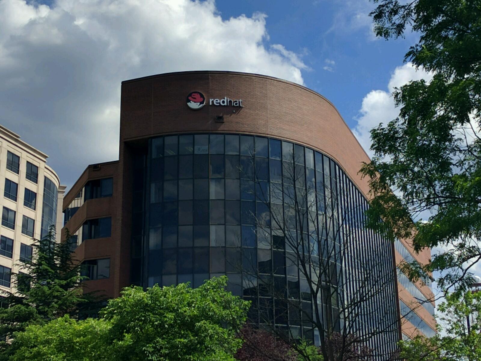 Red Hat office in McLean, Virginia.