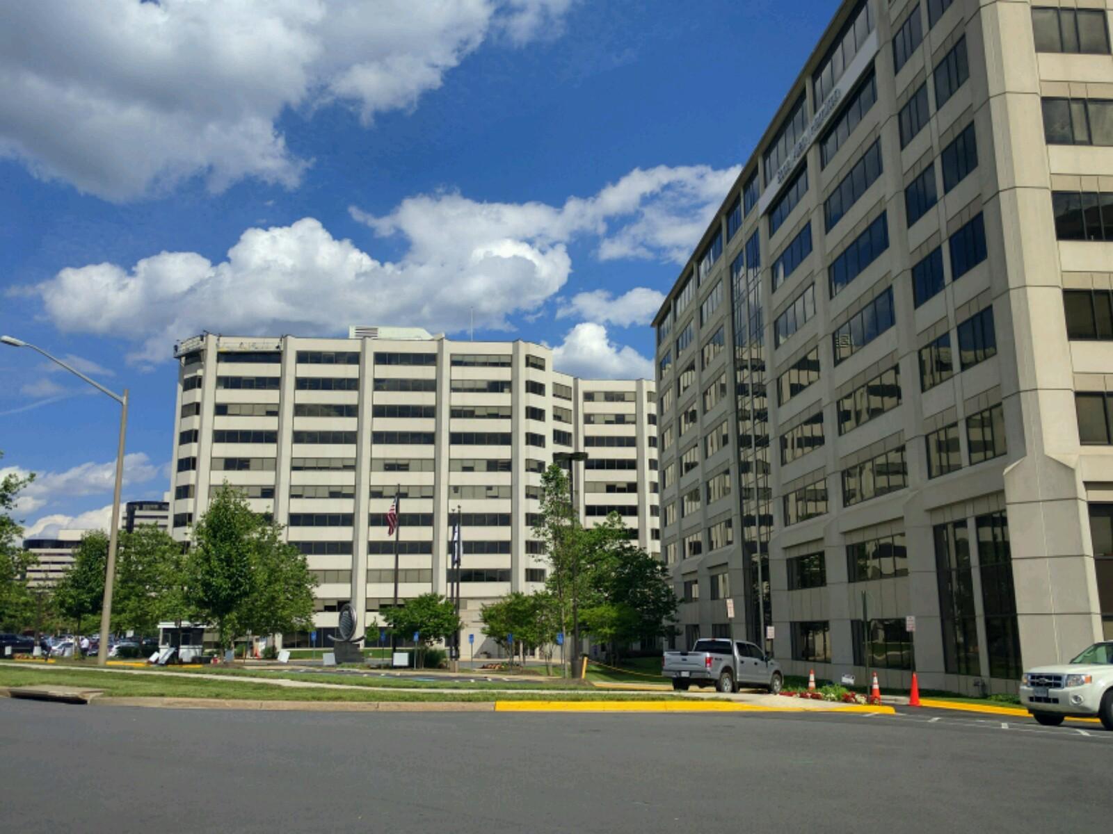Booz Allen Hamilton's corporate headquarters in McLean, Virginia.
