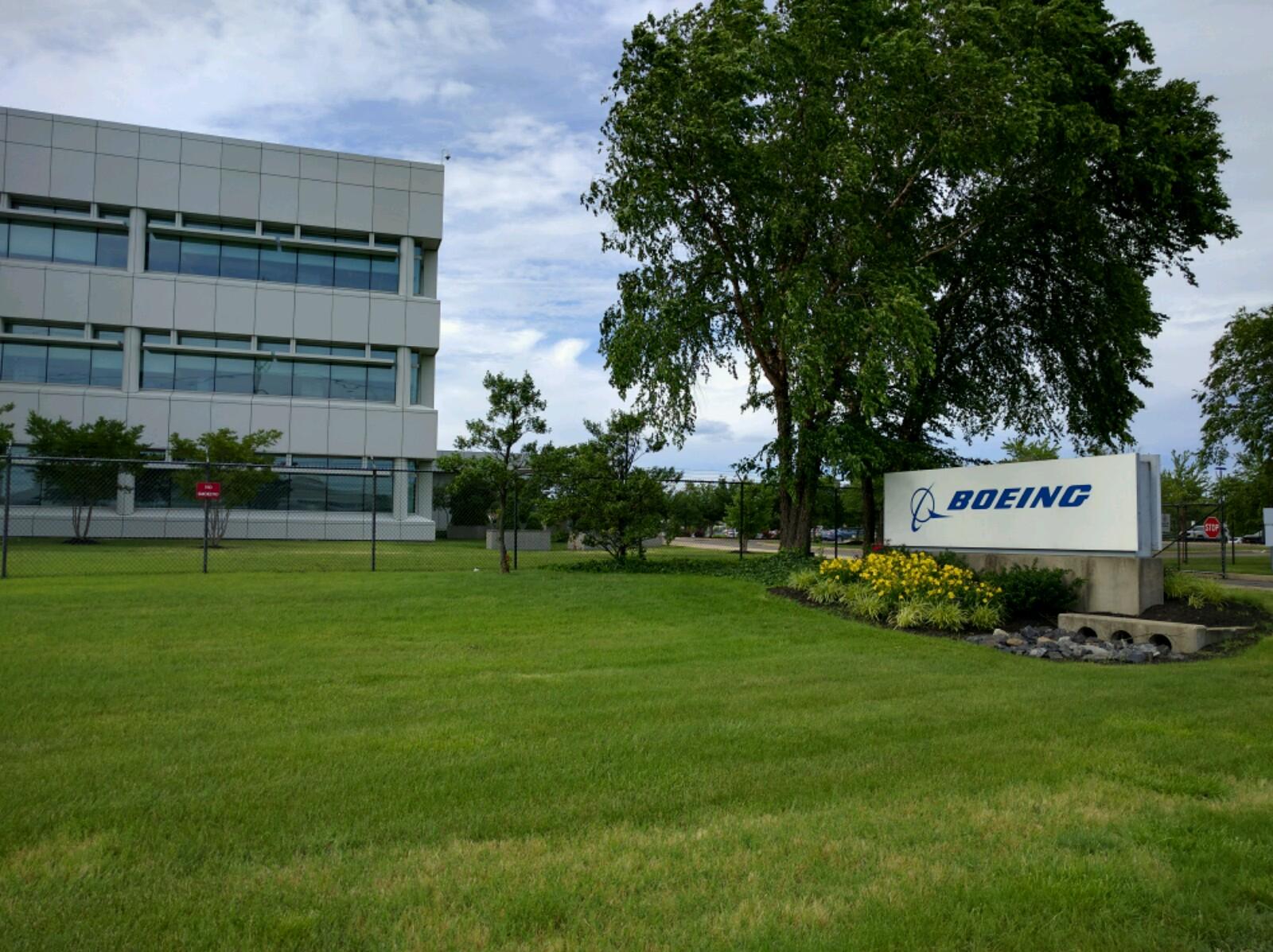 Boeing office in Philadelphia, Pennsylvania.