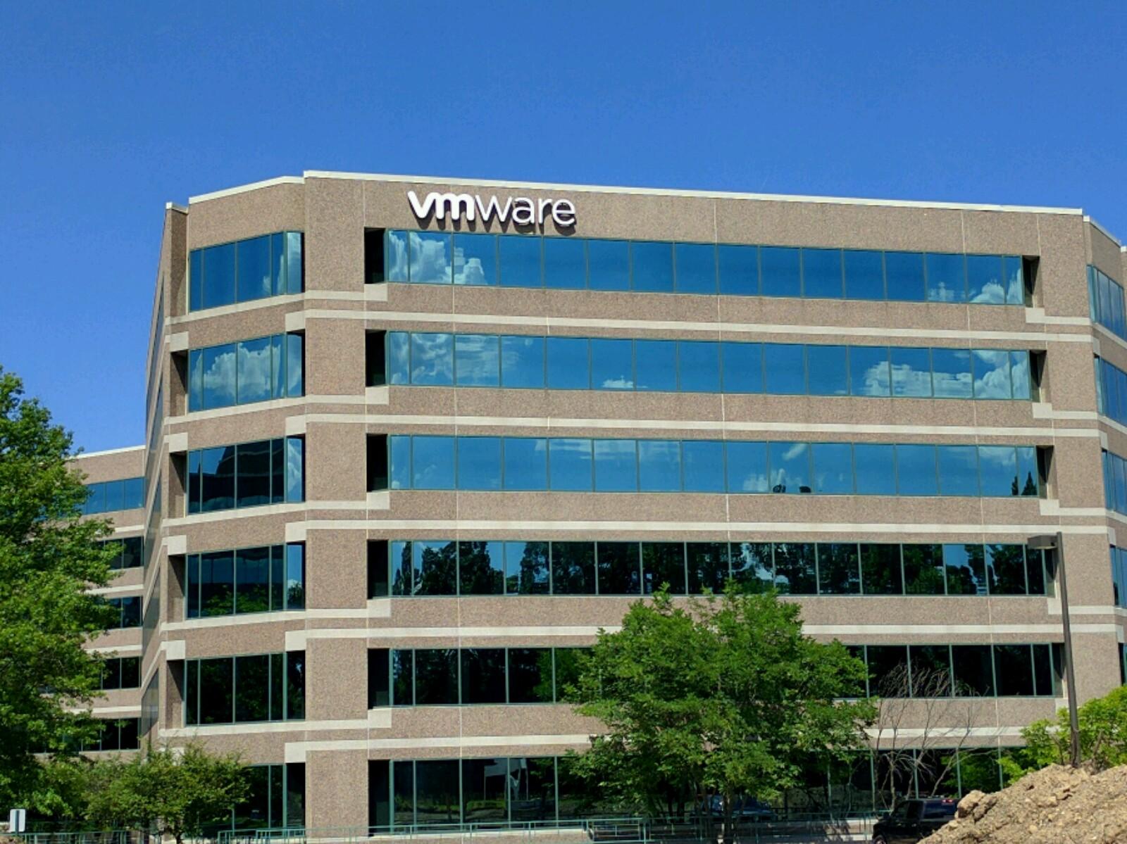 VMware office in Reston, Virginia.