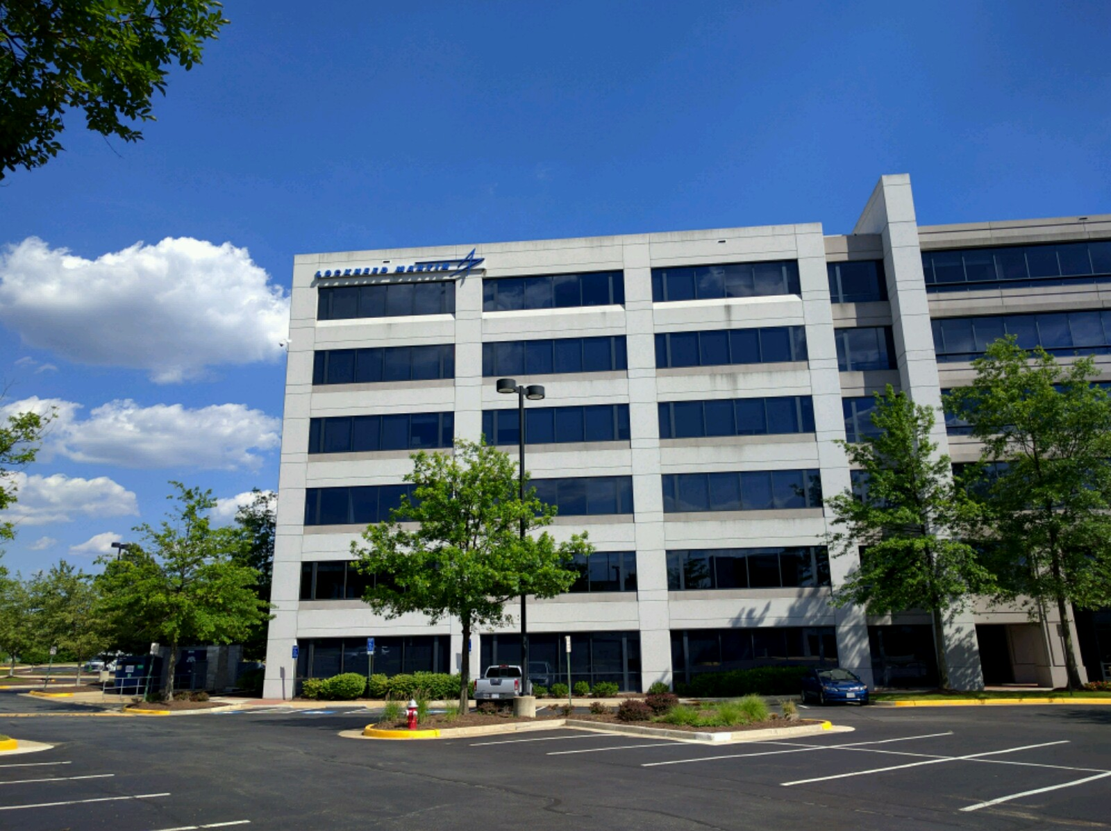 Lockheed Martin office in Herndon, Virginia.