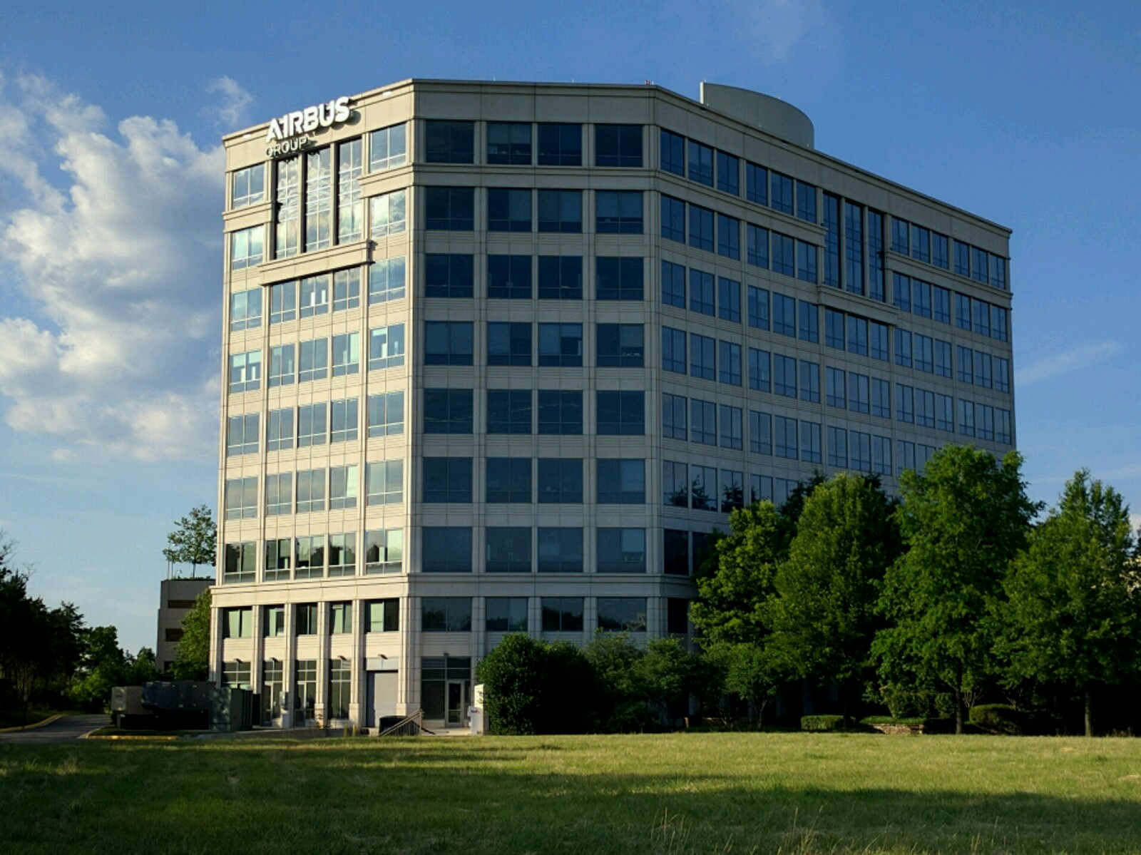 Airbus office in Herndon, Virginia.
