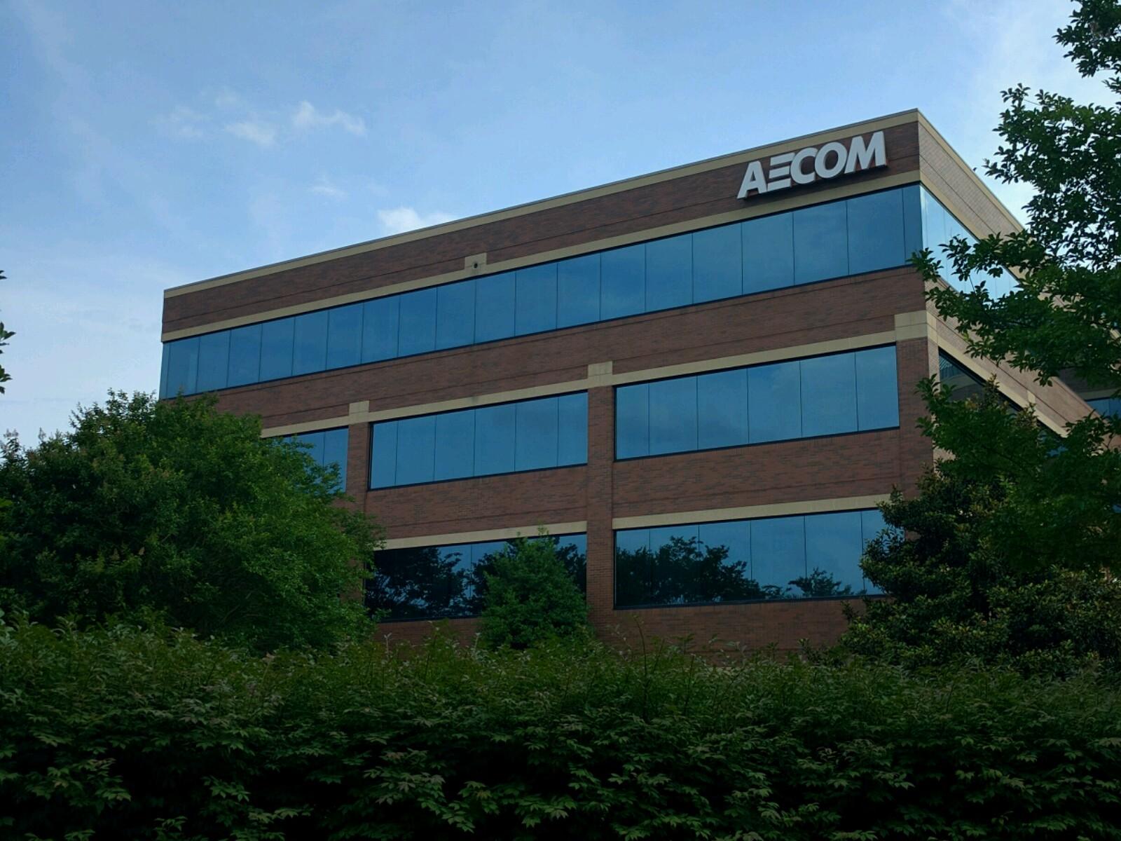 AECOM office in Raleigh, North Carolina.