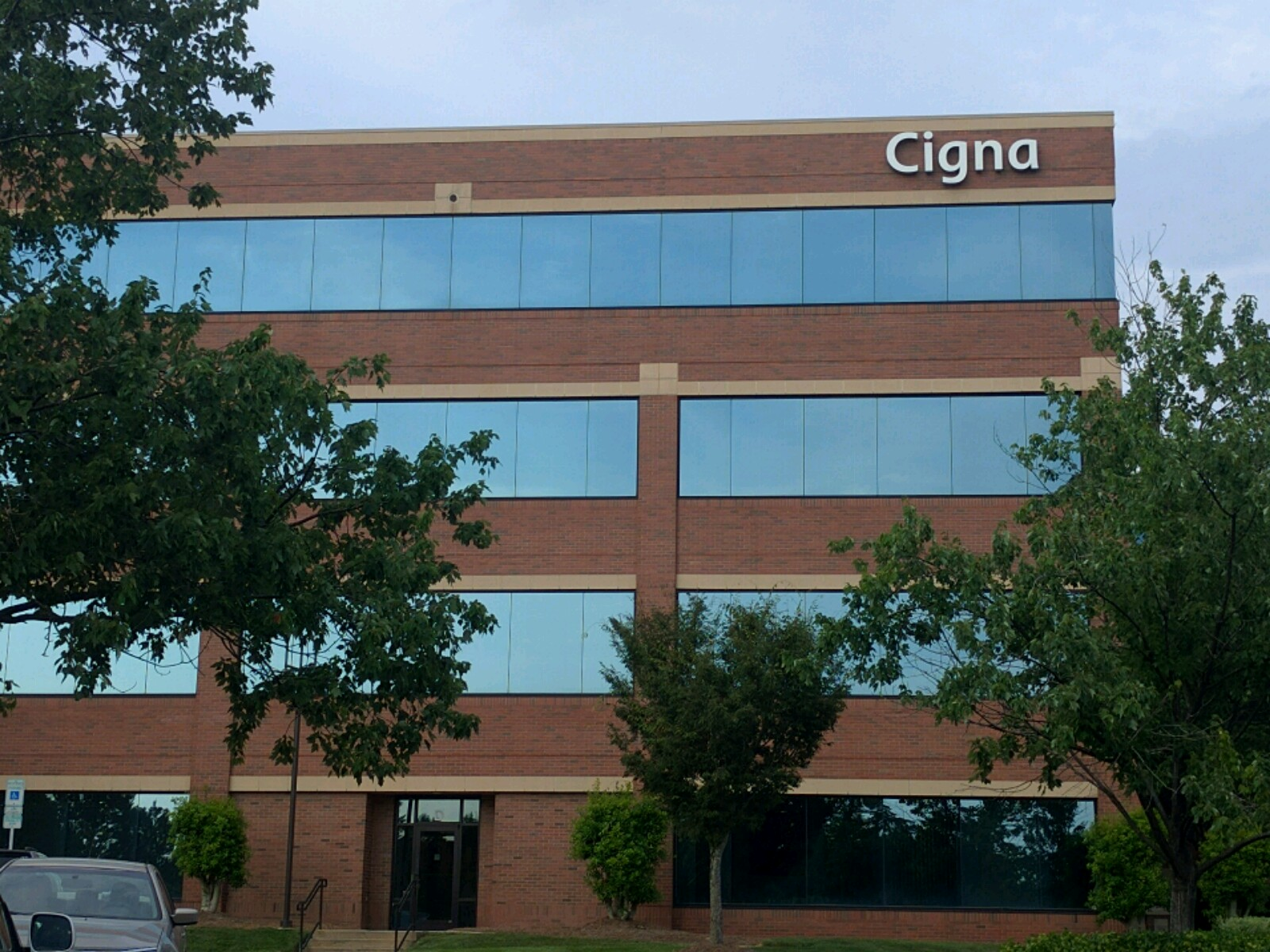 Cigna office in Raleigh, North Carolina.