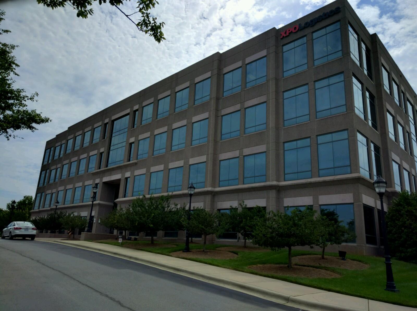 XPO office in Charlotte, North Carolina.