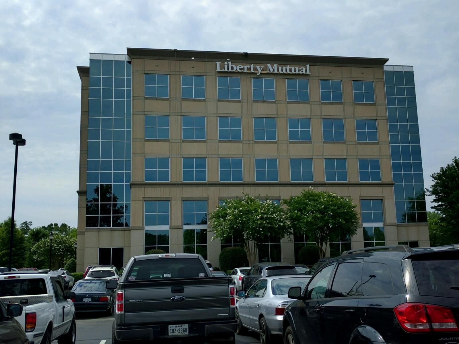 Liberty Mutual office in Charlotte, North Carolina.