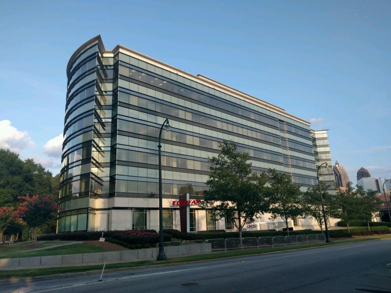 Equifax's corporate headquarters in Atlanta, Georgia.