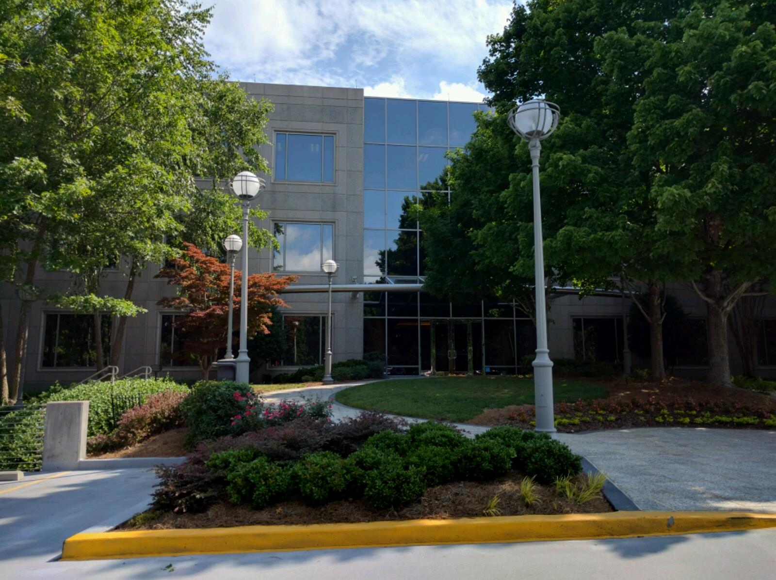 BlueLinx's corporate headquarters in Atlanta, Georgia.