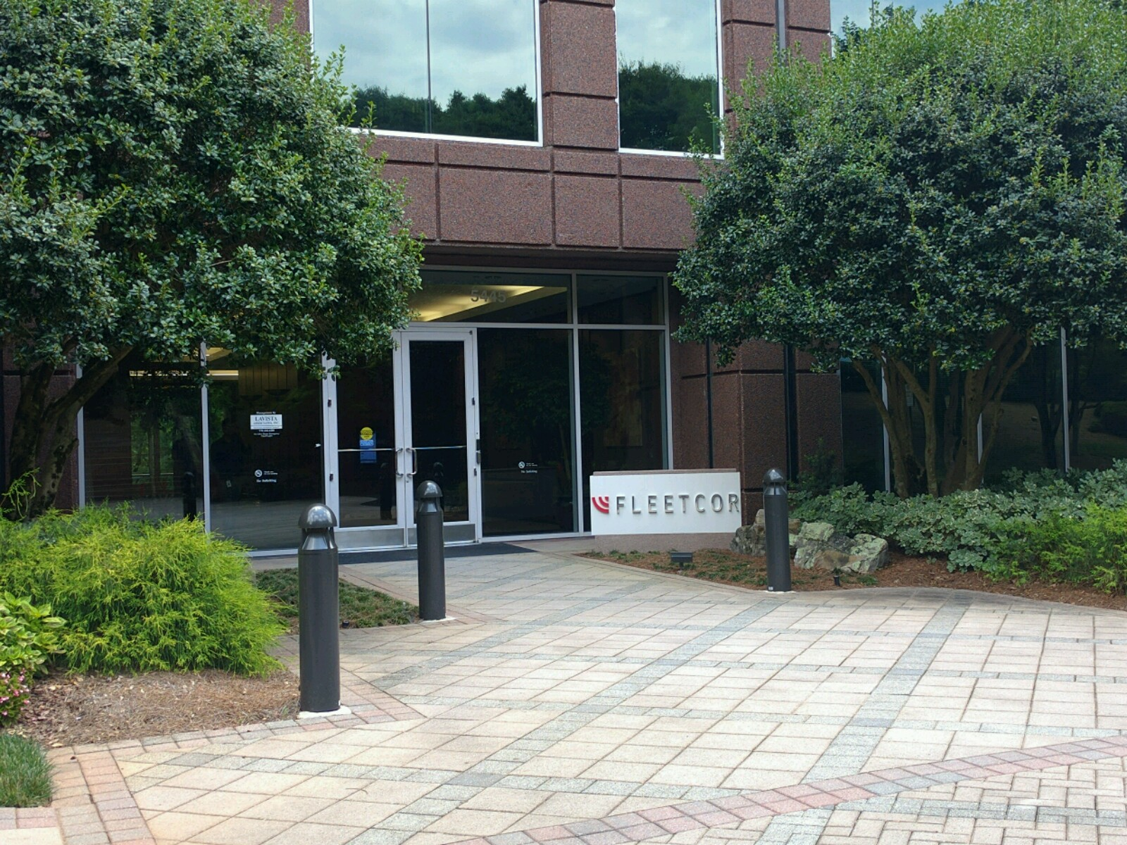 FleetCor's corporate headquarters in Norcross, Georgia.