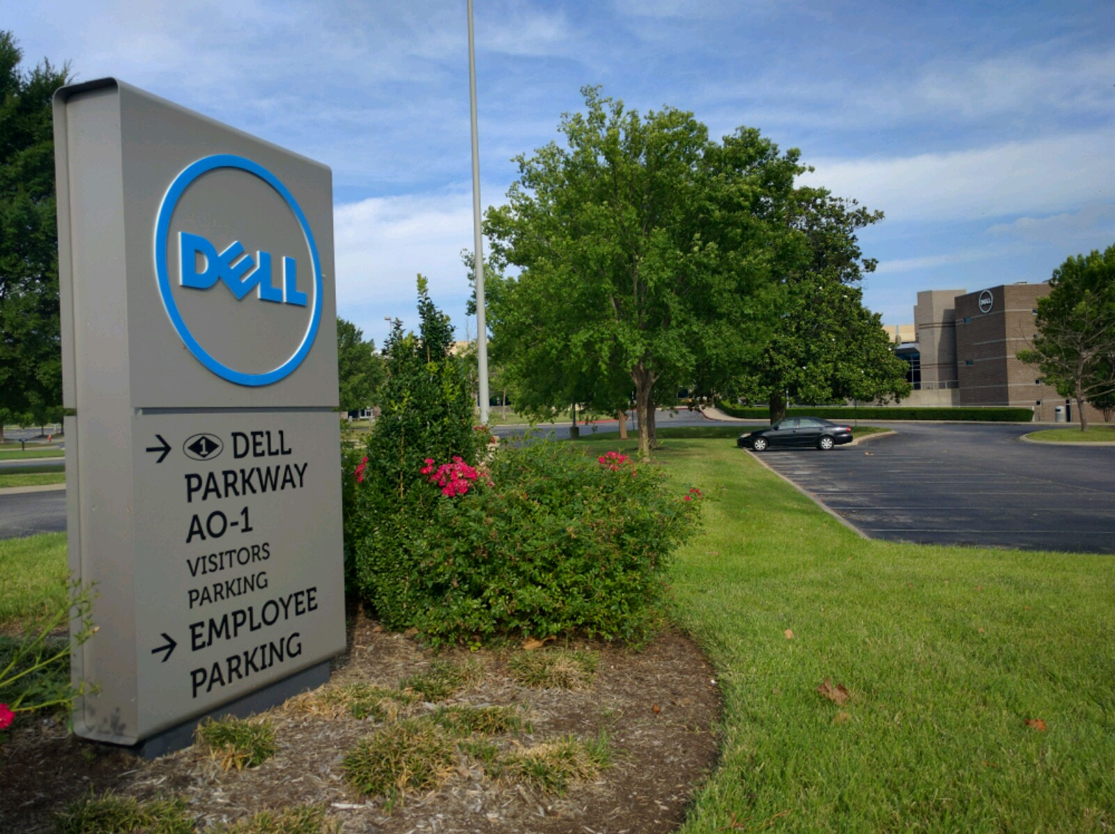 Dell office campus in Nashville, Tennessee.