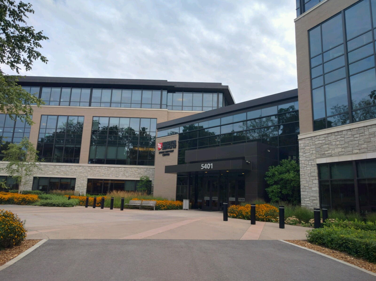 Tractor Supply's corporate headquarters in Brentwood, Tennessee.