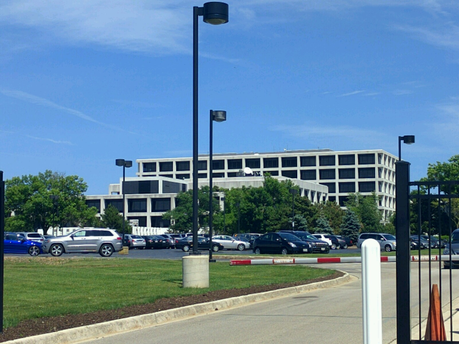 Allstate's corporate headquarters in Northbrook, Illinois.