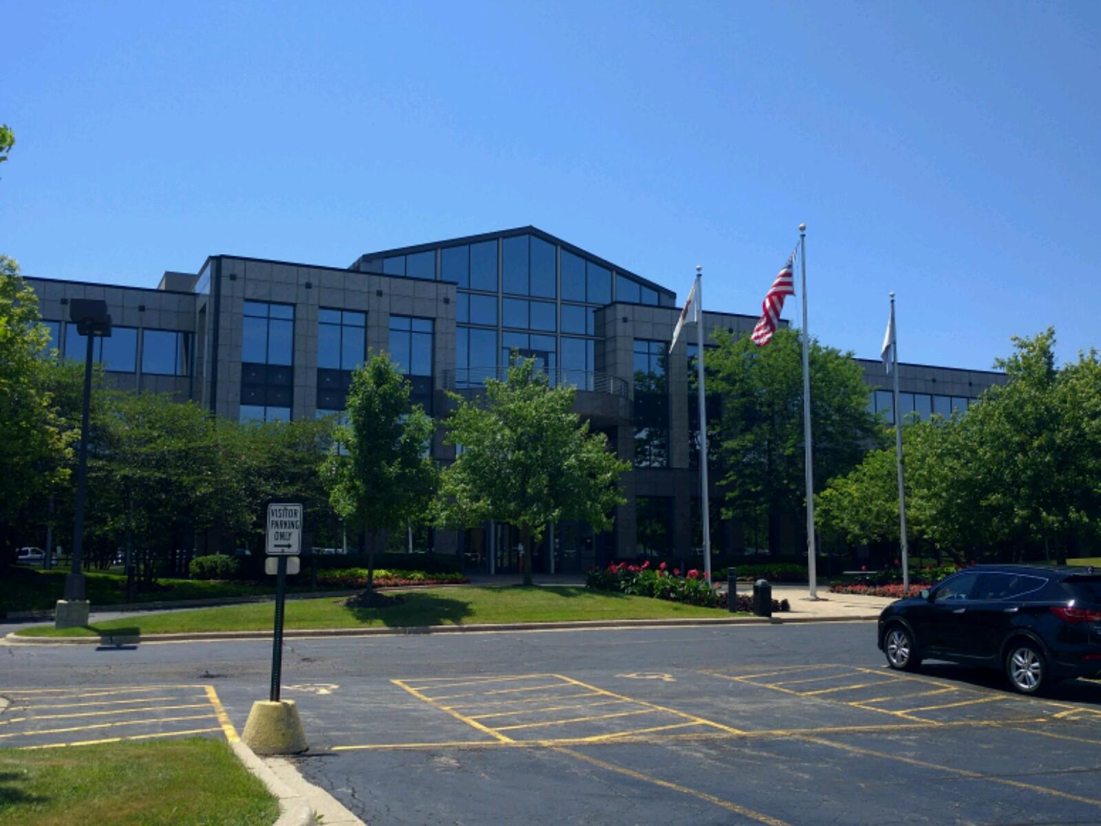 Brunswick's corporate headquarters in Lake Forest, Illinois.