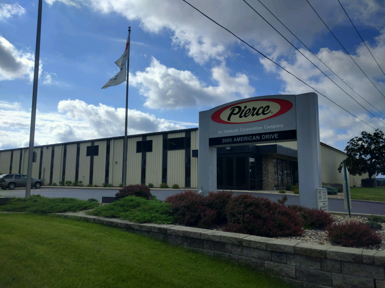 Pierce Manufacturing, Inc.