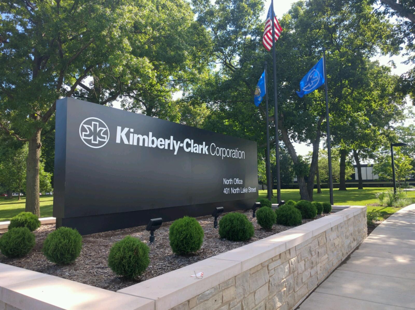 Kimberly-Clark facility in Appleton, Wisconsin.