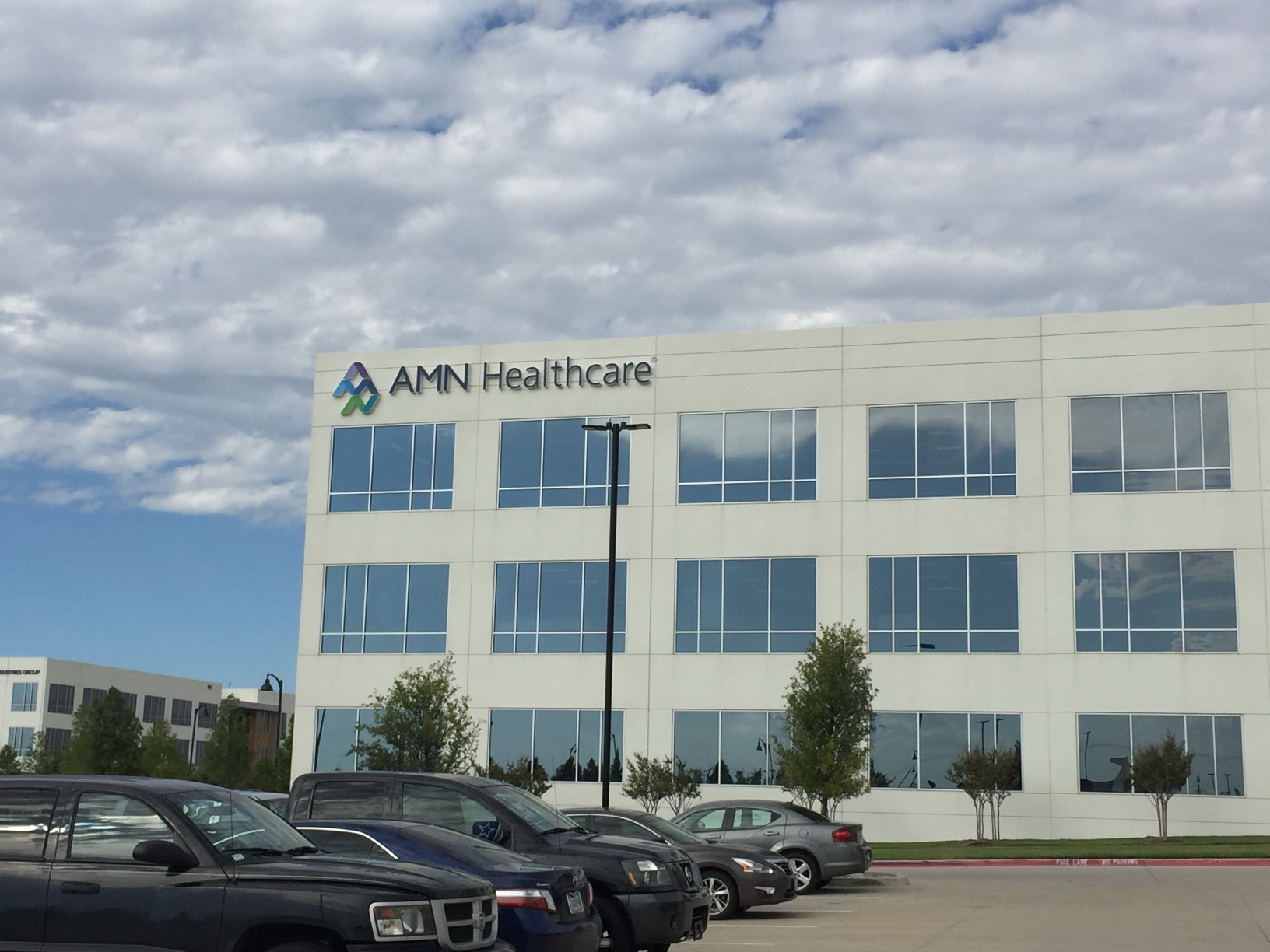 AMN Healthcare office in Coppell, Texas.