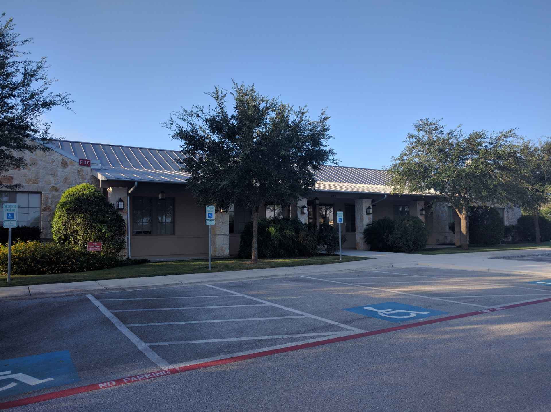 Alamo Group's corporate headquarters in Seguin, Texas.