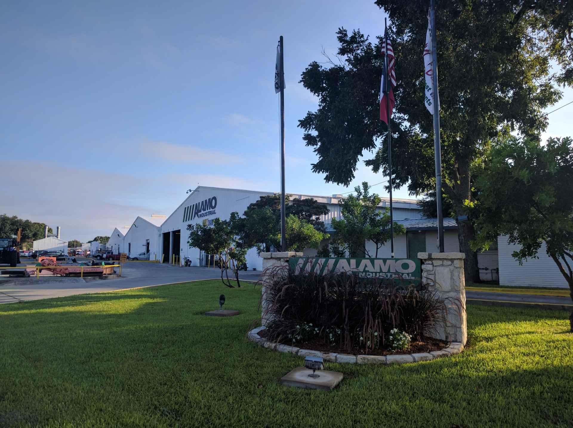 Alamo Group manufacturing facility in Seguin, Texas.