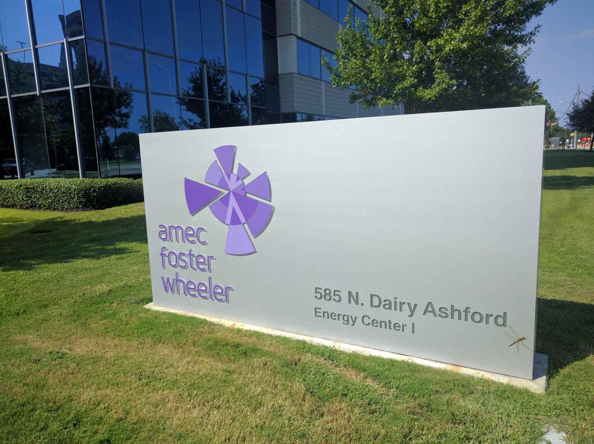 Amec Foster Wheeler plc