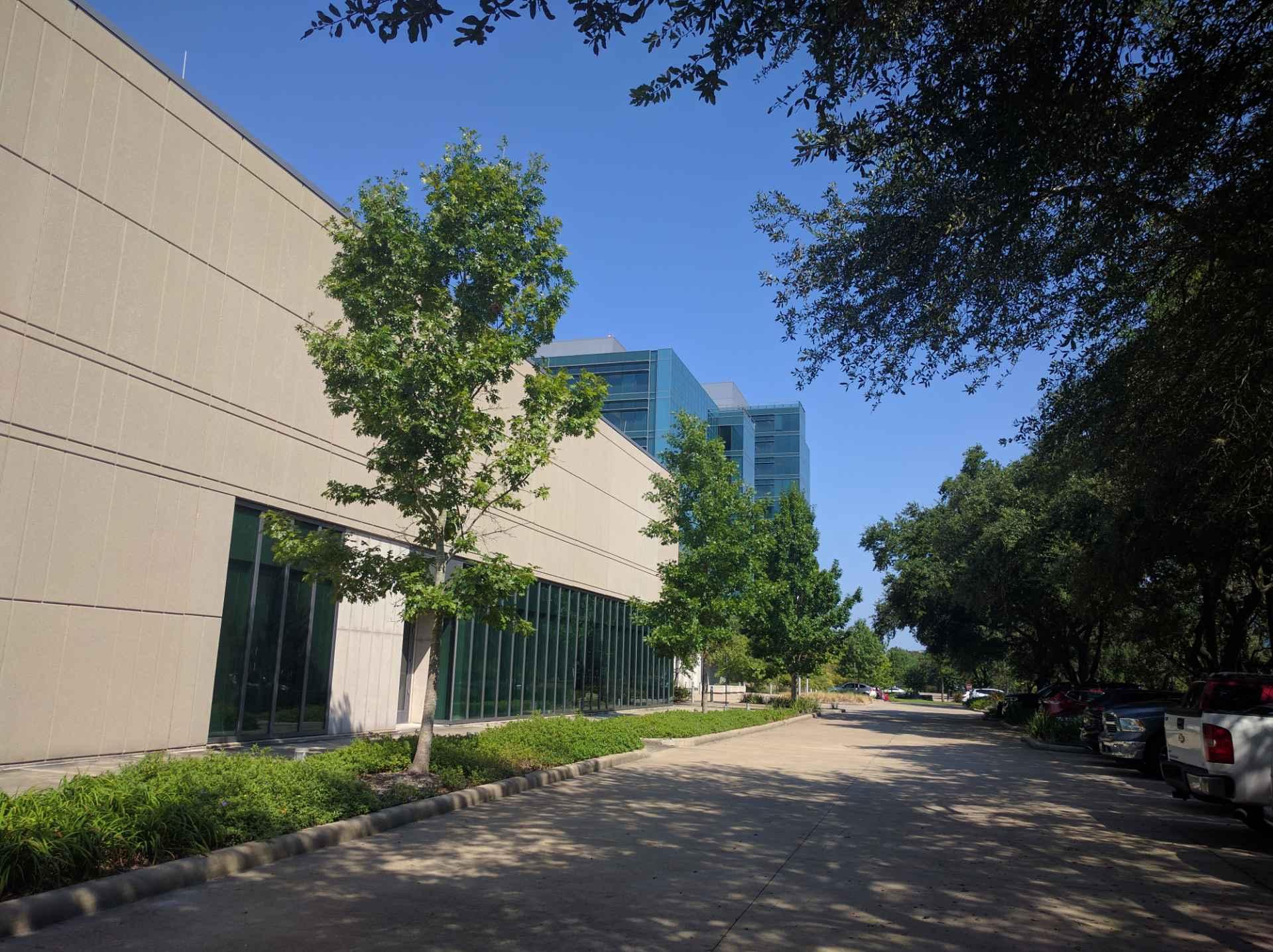 Sysco's corporate headquarters in Houston, Texas.