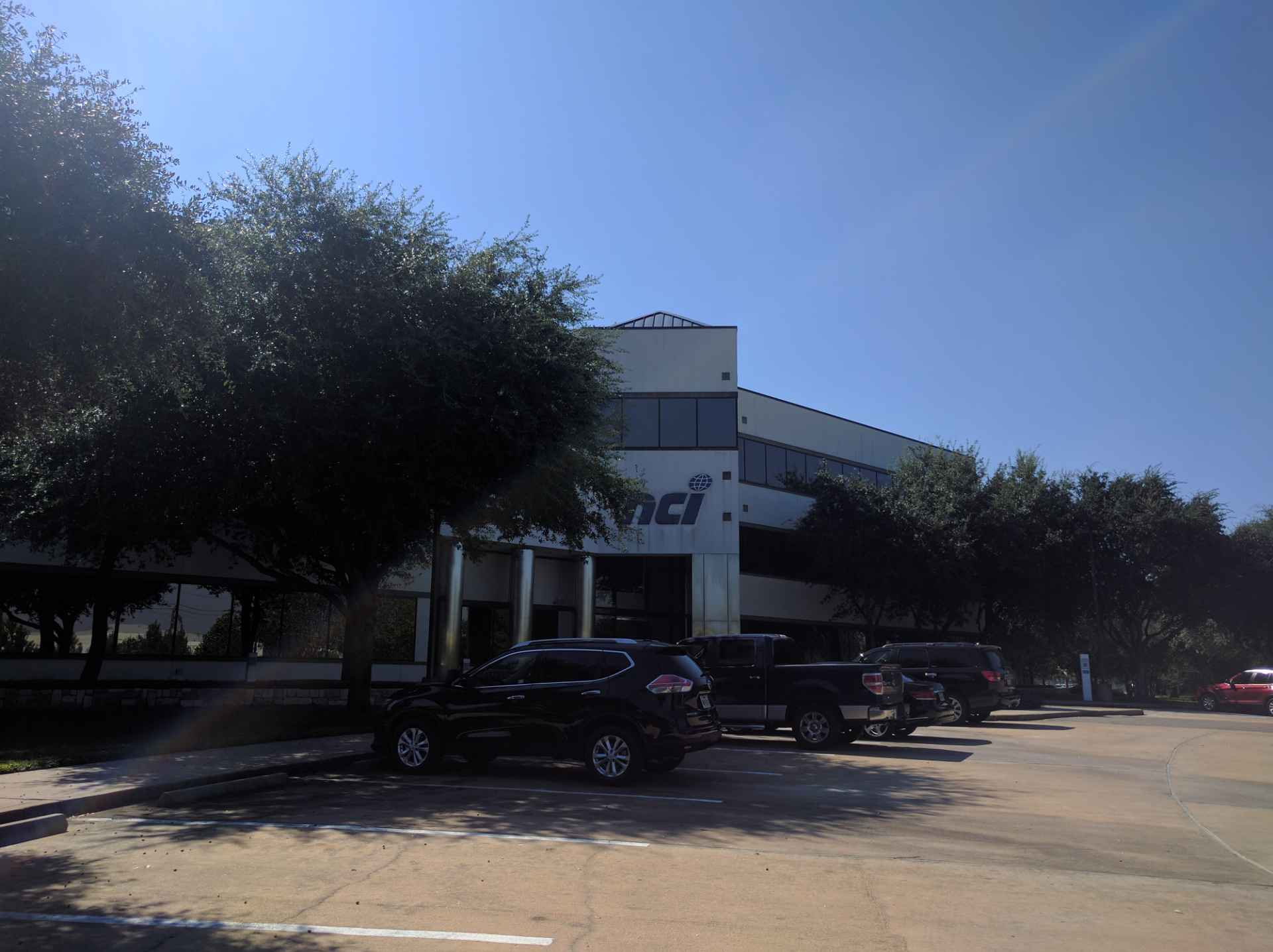 NCI Building Systems' corporate headquarters in Houston, Texas.