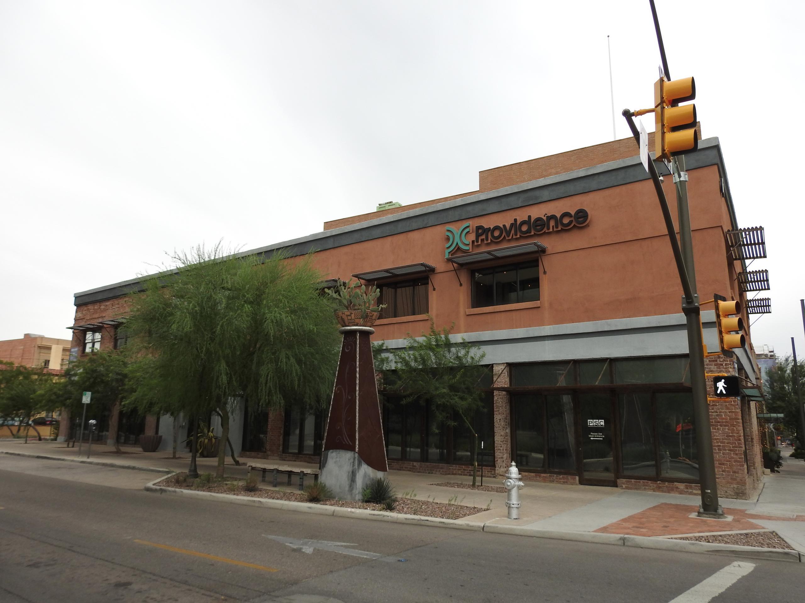 Providence Service's corporate headquarters in Tucson, Arizona.