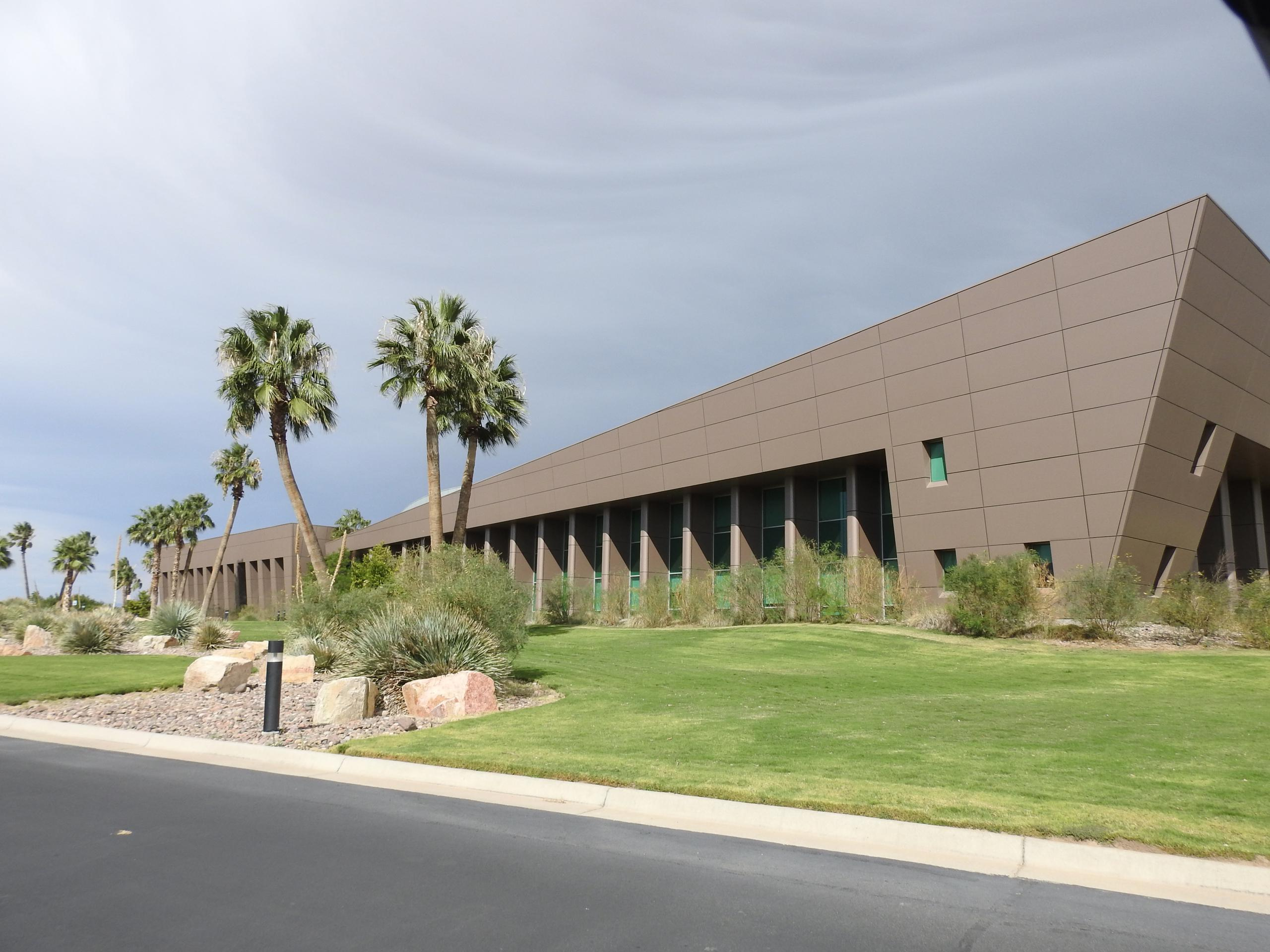 Helen of Troy's corporate headquarters in El Paso, Texas.