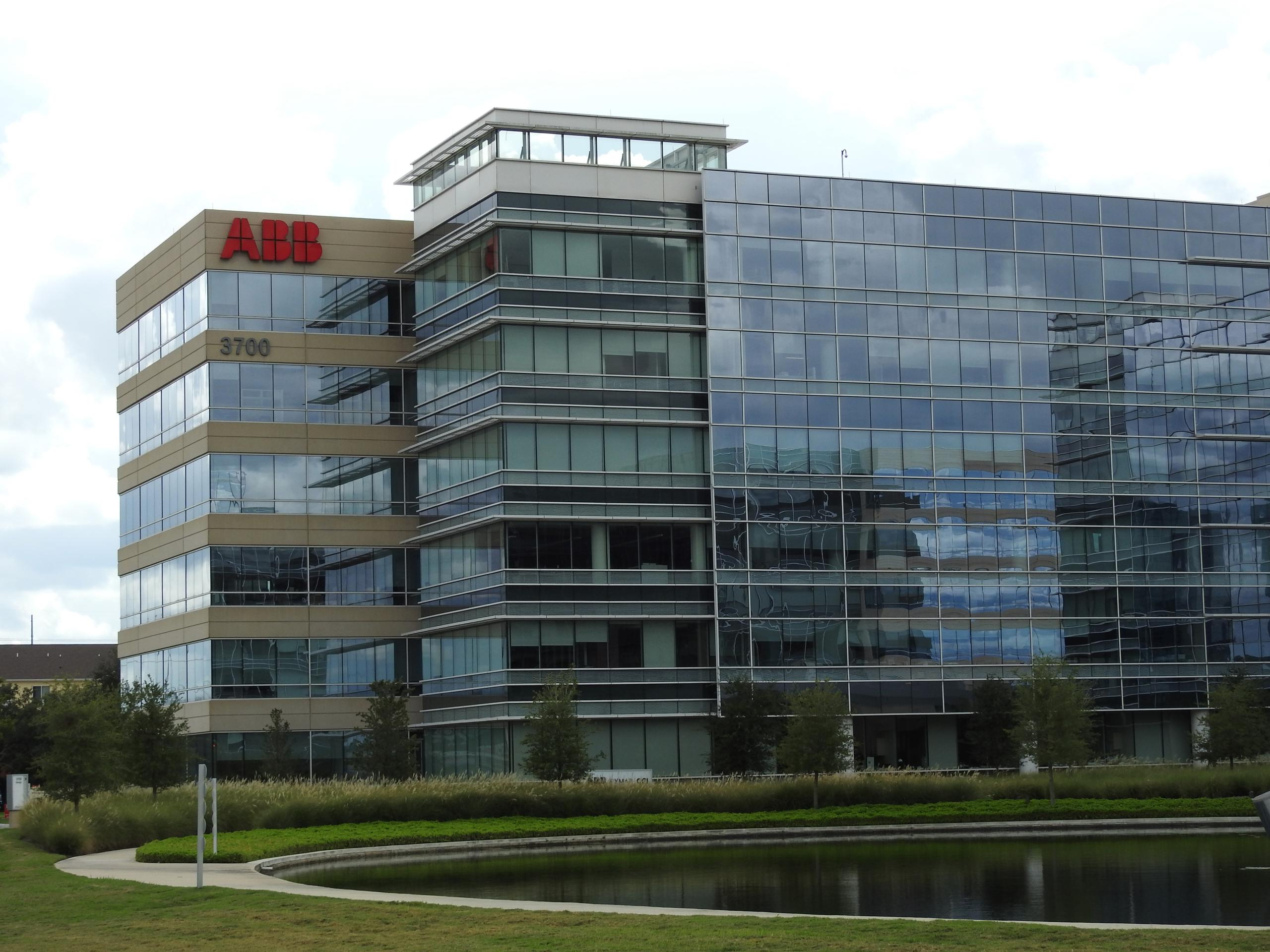 ABB office in Houston, Texas.
