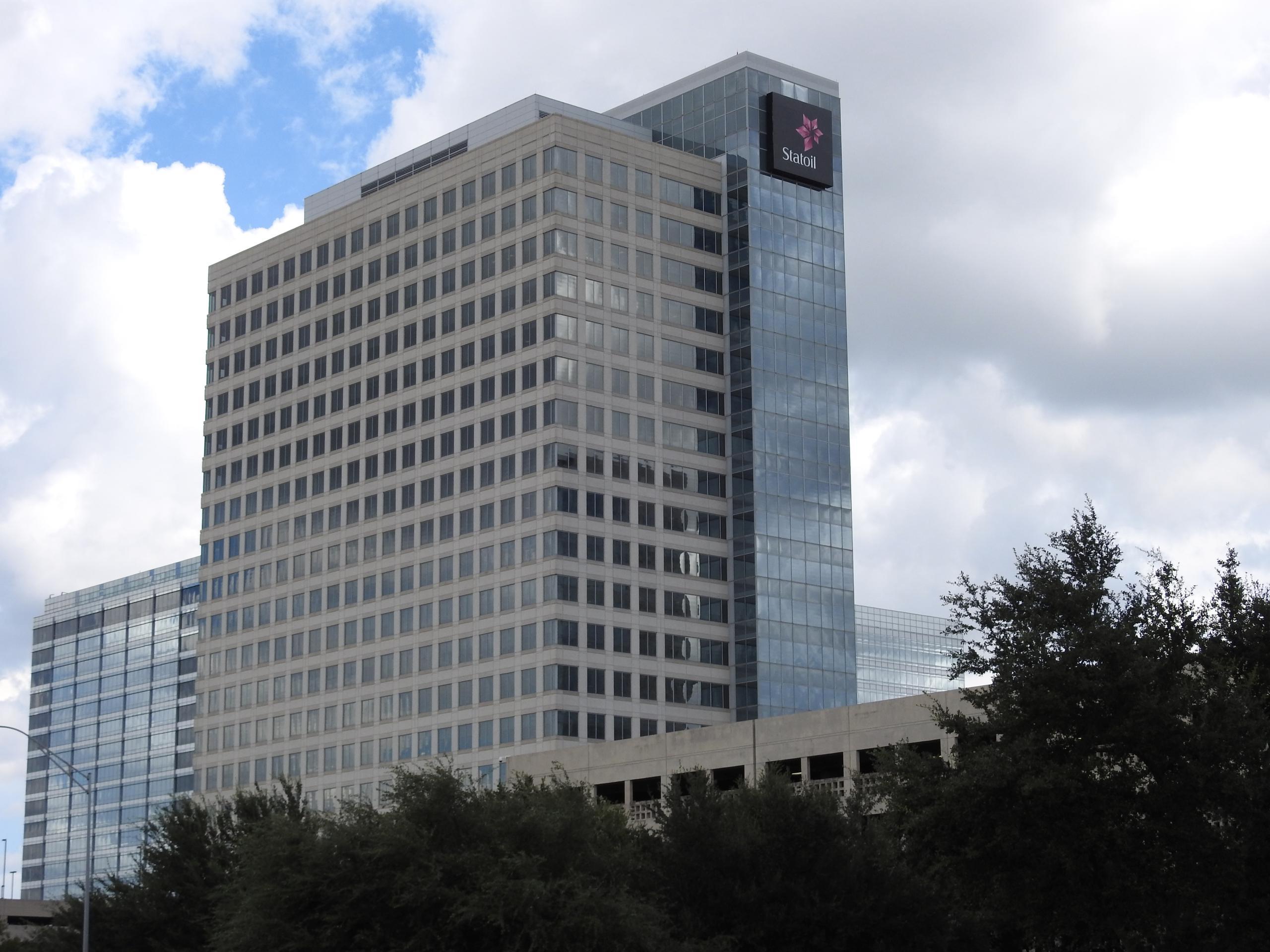 Statoil office in Houston, Texas.